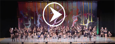 Encore Dance Competitions 2016 Opening Number